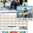 Fisherman's Guide Spiral Calendar