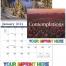 Contemplations Spiral Calendar