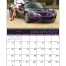 Classy Chassis Spiral Calendar