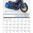 Custom Cycles Spiral Calendar