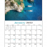 On The Water Calendar