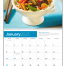 Healthy Eating Calendars