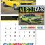 Muscle Cars Calendar