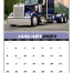Big Rigs Calendar