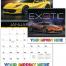 Exotic Cars Calendar