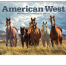 American West by Tim Cox Calendar
