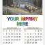 Wildlife Art (6 Sheet) Calendar