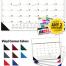 Multi-Colored Desk Pad Calendar, Top Ad