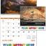 Motivations Spiral Calendar