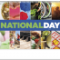 National Day Spiral Calendar