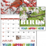 Birds of North America Calendar