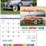 Antique Autos Spiral Calendar