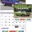 Muscle Thunder Calendar