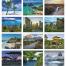 Glorious Getaways Calendar