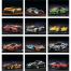 Exotic Sports Cars Calendar