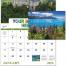 Glorious Getaways Window Calendar