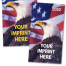 Patriotic Liberty Pocket Planner, Monthly