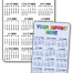Wallet Calendars (12-Months/Side)