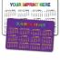 Wallet Calendars (Business Card)