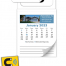 Tradenet MBC Magnetic Real Estate Business Card (Blank/Bulk) Calendar