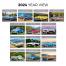Vitronic Cruisin' Cars Magna-Stick™ Calendar
